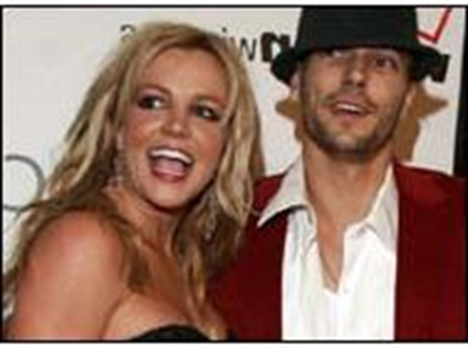 Britney mahkemeye başvurdu